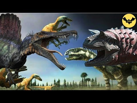 5 Dinosaurs Fights and Prehistoric Animal Battles That Reall