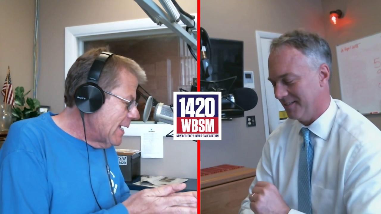 WBSM TV: Midweek with Mayor Mitchell