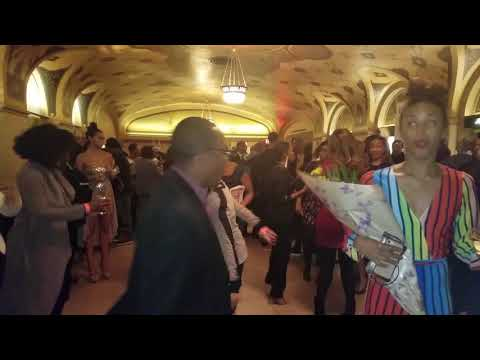 Dj Spike steals the show at The Dance Theater of Harlem