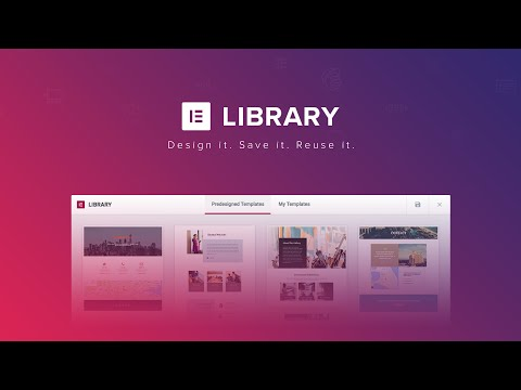 Download Free WordPress Templates With Elementor\'s Library