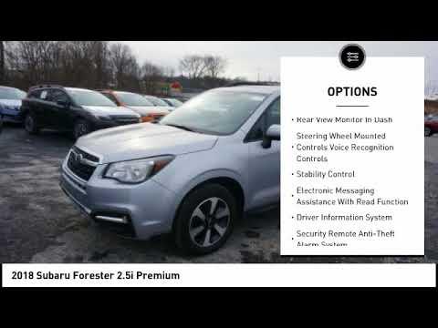Subaru Middletown Ny >> 2018 Subaru Forester Middletown Ny 180635