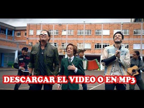 Carlos Vives ft. Sebastian Yatra - Robarte un Beso (DESCARGAR EL VIDEO O MP3)