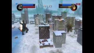 Godzilla: Unleashed (PS2 Gameplay)