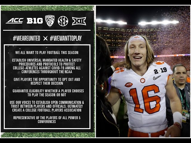 College Football's timeline that led to Big 10 possibly canceling & #WeWantToPlay