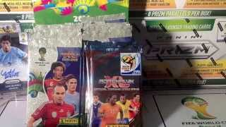 Panini fifa world cup rpa 2010 vs brazil 2014