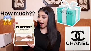 Buying The Cheapest Things On Burberry, Chanel, and Tiffany & Co.