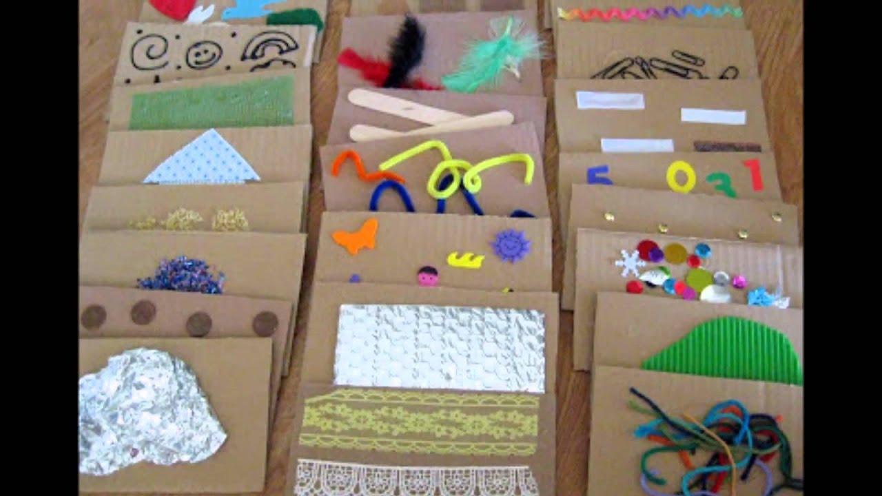Manualidades educativas con material reciclable - Youtube manualidades para el hogar ...