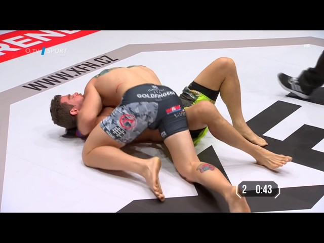 Miloš Petrášek vs. Charles Andrade | Light Heavyweight 3x5min | FULL FIGHT