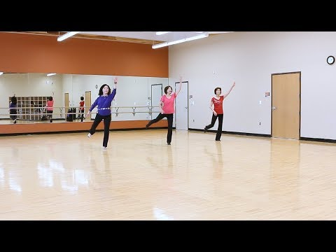 Bring Me The Night - Line Dance (Dance & Teach)