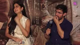 Aamir Khan, Amitabh Bachchan, Fatima Shaikh, Katrina Kaif at Thugs of Hindostan Trailer launch 03
