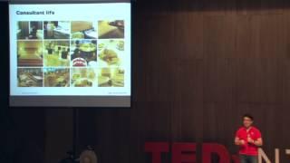 面對選擇x做出決定x全力以赴:邱彥錡 | Edgar Chiu | TEDxNTHU