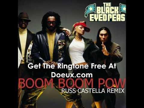 Boom Boom Pow Black Eyes Peas - Official Hot New Video + Lyrics