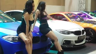 car contest HIN hot import night INDONESIA 2019