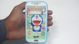 Doraemon Touch Screen Mobile Phone Toy For Kids