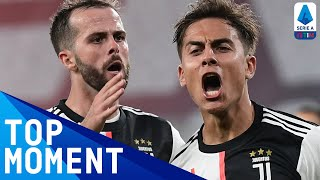 Dybala Breaks the Deadlock with Stunning Goal! | Genoa 1-3 Juventus | Top Moment | Serie A TIM
