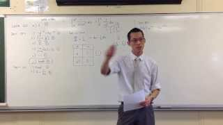 Exponentials & Logarithms: Exam-Style Questions (2 of 3)