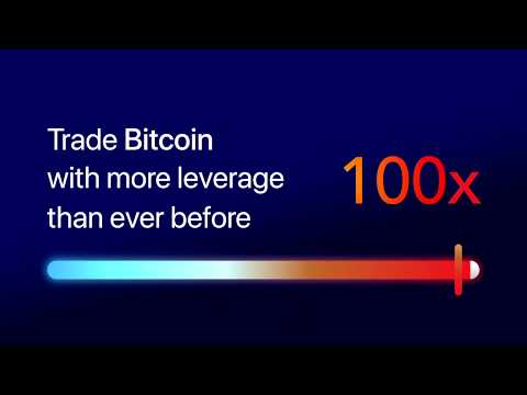 Introducing Liquid Infinity: Bitcoins CFDs With Up To 100x Leverage