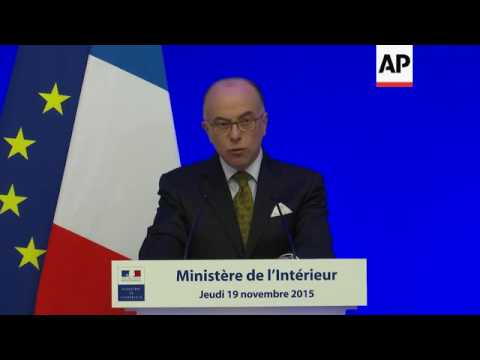 Cazeneuve: Abaaoud had key role in Paris attacks
