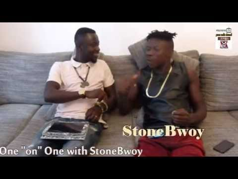 "Nkosuohene One ""on"" One with StoneBwoy (African Dancehall Artist)"