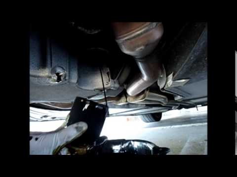 DIY: Changing the oil on a C6 Corvette