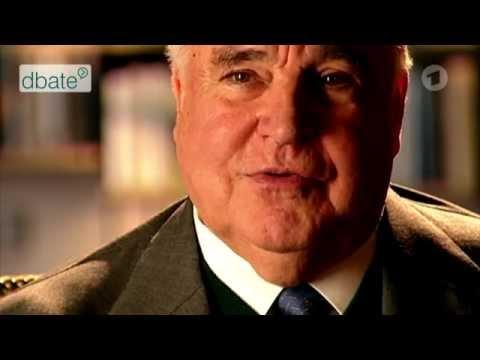 Helmut Kohl - das Interview. Folge 2: Rivalen um die Macht und die ersten Kanzler-Jahre (dbate.de)