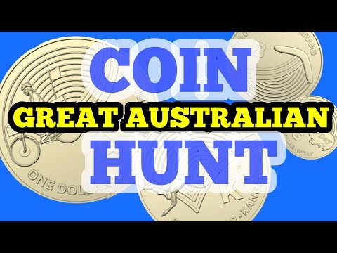 THE GREAT AUSSIE COIN HUNT At Australia Post