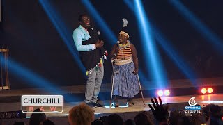Christina Natush From West Pokot Performs Live