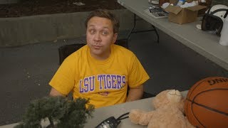 SEC Shorts - LSU gets rid of Coach O