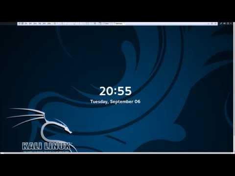Kali Linux - Bruteforce SMTP via Hydra (Tutorial)