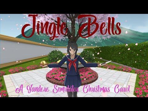 Jingle Bells - A Yandere Simulator Christmas Carol in GAME