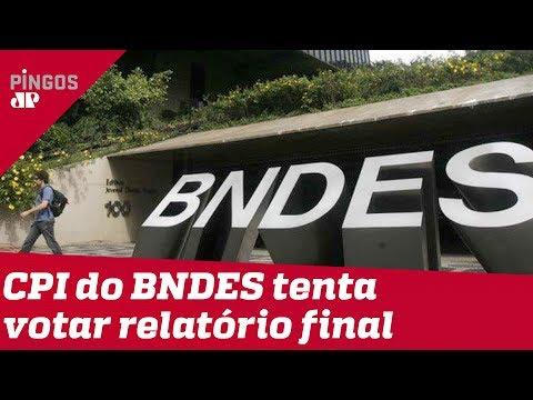 Funcionários Do BNDES Receberam R$ 298 Milhões Para Encobrir Desvios, Diz Vice-presidente Da CPI