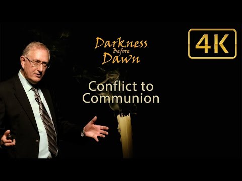 973 - Conflict to Communion / Darkness Before Dawn - Walter Veith