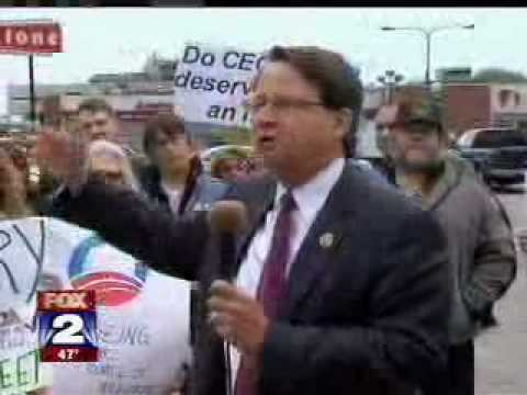 Rep. Gary Peters on WJBK, May 7, 2010