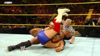 WWE NXT - William Regal & Matt Striker vs. Darren Young & JTG