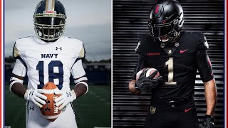 Navy Vs Army Football Highlights 2018 08 12 2018