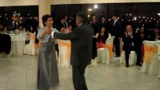 Bodas de Plata de Mis Padres - Elias & Elena - Baile Inicial