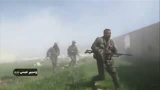 Война в Сирии, март 2018 года.  Бои САА в Восточной Гуте