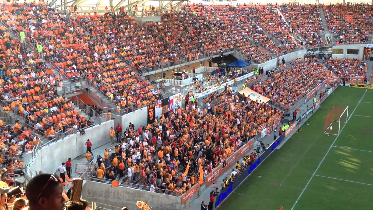 DeDe LIVE on TV for Houston Dynamos Game-Sunday 7/31!