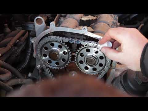 VW Polo 1.2 2010 Timing Chain Renewal Engine Code - CGP Part 3