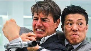 Mission Impossible Fall Out Bathroom fight scene:  Best Of Hollywood.2020