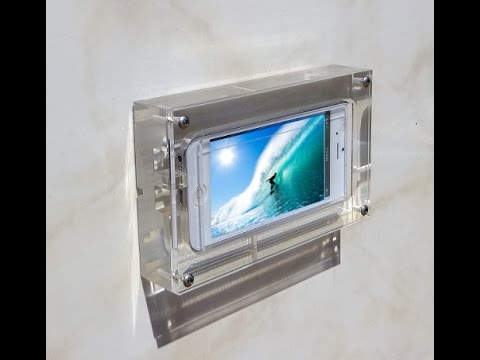 buy popular 5db39 ba646 iPhone 5 and iPhone 6 Wall Mount Secure