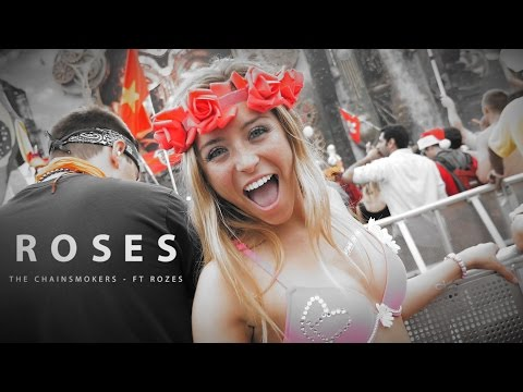 """""""Roses (ft.  ROZES)"""" -  TomorrowWorld Aftermovie [The Chainsmokers]"""