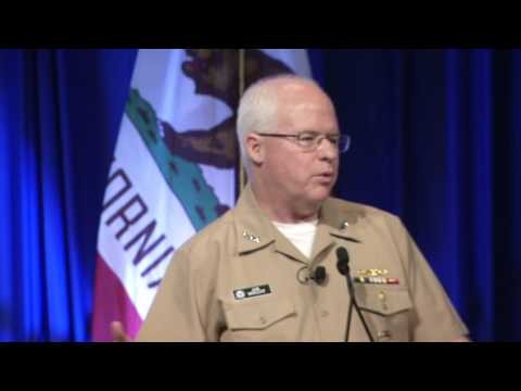 WEST 2016 Day One Luncheon Keynote VADM Joseph P. Mulloy, USN