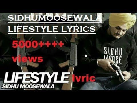 Life style Punjabi song lyrics official by sidhu moose wala ft banka