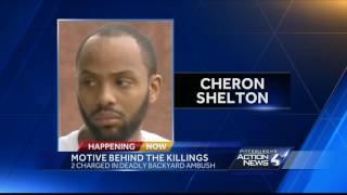 Backyard Ambush charges: motive behind the killings