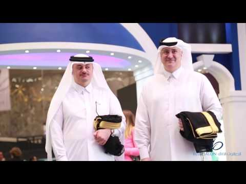 Blue Salon - Doha Jewelry and Watches Exhibition 2016