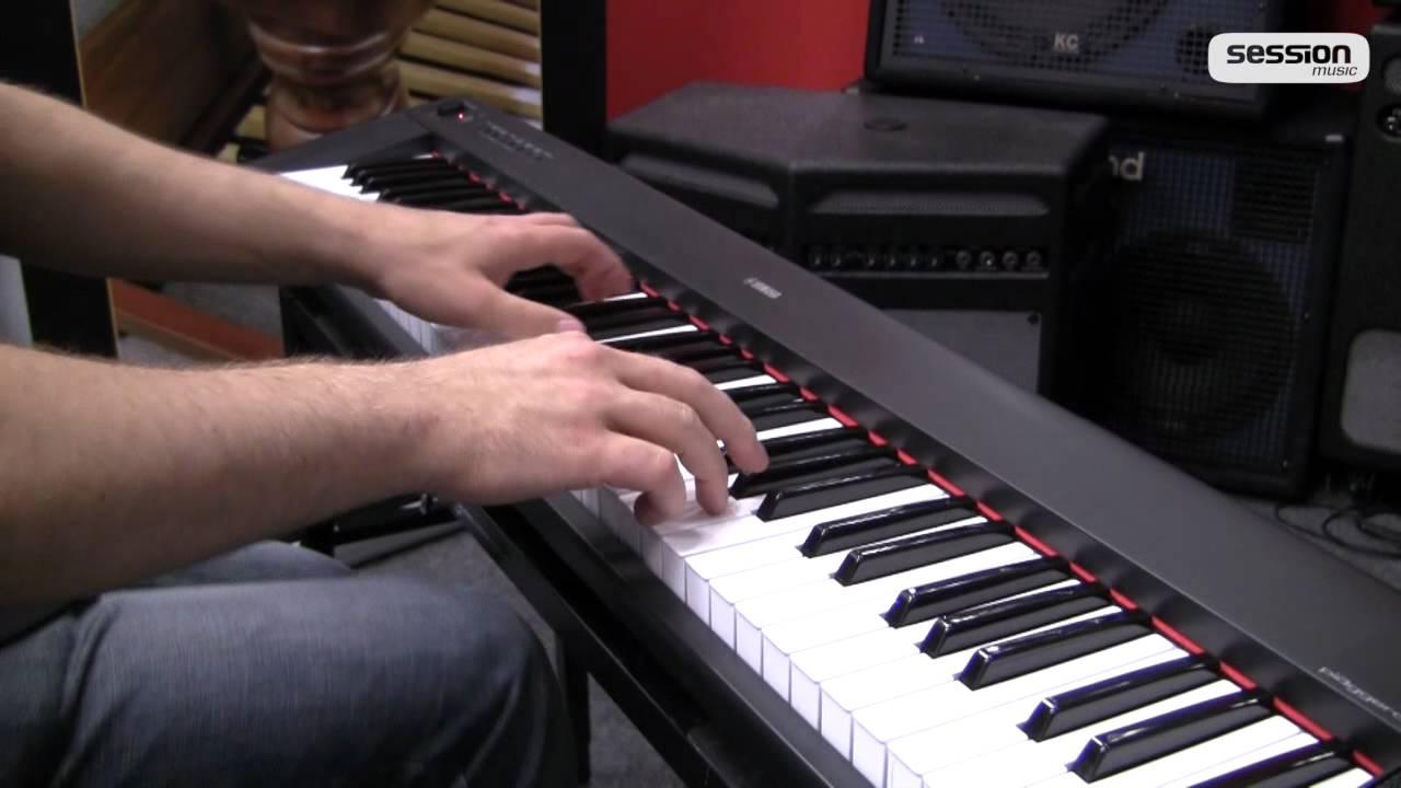 YAMAHA NP-31 - YouTube