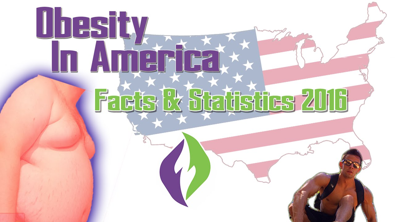 Obesity in america facts statistics 2016 youtube for Good facts about america