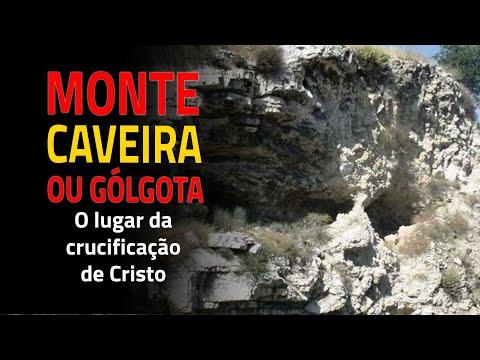 LOCAL DA CRUCIFICAÇÃO DE JESUS