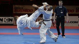 International Kyokushin Challenge : Andrey CHIRKOV (Russie) Vs Souhaiel Nakara (France)